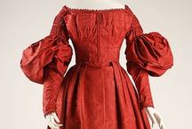 1830's Historical Clothing / by Kay Demlow