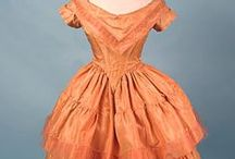 1850's Historical Clothing / by Kay Demlow
