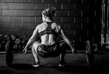 "Workouts & Health / ""It's a lifestyle – train like there's no finish line."" / by Ashtin Midgett"