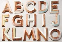 typography | fonts
