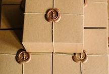 ★ brown paper packages ★ / ... these are a few of my favorite things ...