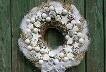 Guirlandas - Wreaths Ideas