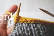 Sew, knit, crochet / by Wanda Scott