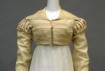 """Regency ~ Empire ~ Federal / English Regency (1790-1840) ~ French Empire (1795-1815) ~ American Federal (1795-1830): I Love These Periods In Fashion. Many Dresses Were Of Cotton Mull, With A Simple High-Waisted Silhouette, Lace & Embroidery. Simply Designed, Yet, So Lovely And So Elegant To Behold. They Made A Woman Look Truly Beautiful, Almost """"Flowing"""" With The Air Around Her,  Heavenly Femininity... I Must Admit, That When I See Period Films With These Lovely Dresses In Them, My Heart Beats A Little Faster For It...  / by Jonathan B. Pons"""