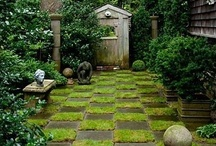 Ideas For The Garden / Ideas For The Garden!!! Beautiful Gardens, Garden Design, Landscape Architecture, Follies, Conservatories & Greenhouses, Fountains, Beautiful Flowers & Plants, Trees, Topiary, Walls, Paths, and Planters... Any Ideas For The Garden That I Love, Find Clever or Inspiring!!!   / by Jonathan B. Pons