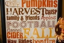 all things Halloween, Thanksgiving & Autumn / by Debi O'Brien