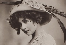 Lovely Vintage Photos / Vintage Photos of Lovely, Beautiful Ladies from the 19th to the Early 20th Centuries. From Victorian Actresses & Socialites, Personal Photos, to the Actresses, Models & Follies Girls of the 1920's and 1930's. They Are All Truly Lovely Ladies!!! / by Jonathan B. Pons