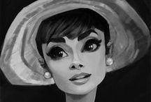 I adore Audrey / by Kem Horton
