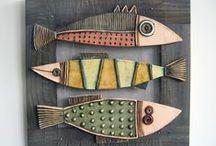 Peixes - Fish Art