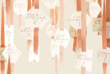 Escort Cards & Seating Charts / Take a seat!!  wedding table numbers, escort cards, and place cards / by ever swoon | tamra sanford