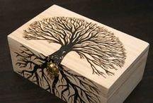 Pirografo - Pyrography Wood