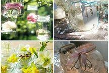 My Mason Jar Collection / by Diane Carwitz