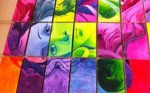 Pinturas - Painting Ideas