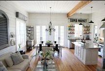 home (interior) / by Lauren Crumrine