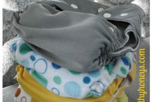 Cloth Diapering / All brands and styles of cloth diapering and natural bottom care.