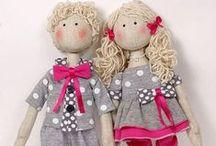 Bonecas - Puppet