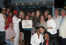 SPYC Culture / A fun photo album of Around the Club photos of staff, staff with members, and Employees of the Month