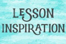 Music Lesson Inspiration / Lesson ideas and inspiration from blogs, TPT, and more!!