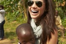 Meghan Markle for World Vision Water / Suits star Meghan Markle is World Vision's newest global ambassador! Take a look at her trip to Rwanda in support of our #WorldVisionWater campaign.