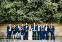 WEDDING ♥ FREMANTLE / Fremantle Wedding Inspiration - ideas for where to have portraits and ceremony and reception locations