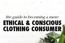 Conscious Consumer / A conscious consumer considers the impact of their decisions on children, society and the environment. Conscious consumers use their choices to help protect children from harmful child labour, and minimize social and environmental damage. Learn more at www.nochildforsale.ca/challenge/.