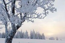 Zima, zima všude je veliká...