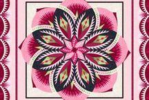 Patchwork - Vintage rose