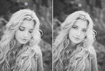 Creative Senior Portrait Photography / Senior portrait photography