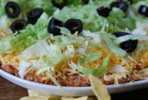 MEXICAN FOOD  / by Susannah's Kitchen