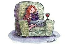 Curl up with a good book / by Kendra Godfrey