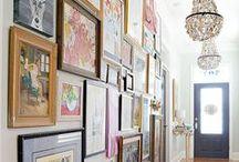 Photography Displays / displays for photographs, art displays