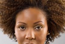 Beautiful Natural Hair / Women who rock their natural hair styles, ideas and instructions.  / by Cafe Mocha Reflections