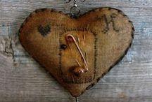 Primitive Hearts / by Monique Lloyd
