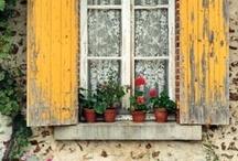 Favorite Places & Spaces / by Monique Lloyd