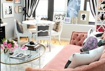 Home inspiration / lots of color / by Jenny Ragone