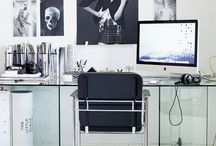 CREATIVE WORKSPACES // / by Jessica Parisi