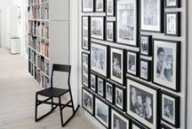wall displays / Showcasing imagery in your home