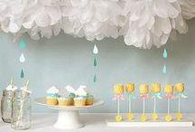 sweet baby shower ideas