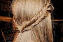 Hair & Make Up. / by Kenzie Muehlenhard