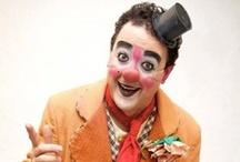 clowns / by Tressy Vilas