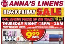 Anna's Deals / by Anna's Linens
