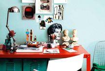 creative space / by Sien Appelsien
