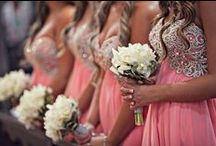 Wedding- bridesmaids/maid of honor / by Ryann Wallace