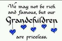 Grandma Love!!  / Grandchildren....a precious gift from God / by Cheri Bowden