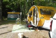 Camping, or as I like to say....Glamping