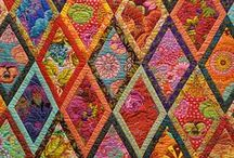 Quilts - Never made but loved. / I love the designs that are possible in quilts.   / by Stephannie Albrecht