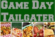Game Day / Yummy snacks for watching sports