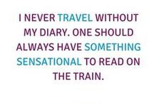Travel Quotes / Here are a few of our favorite inspirational travel quotes. Do you have any to add to the list?