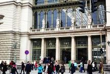 European Train Stations / Your guide to some of the most popular, most convenient, & busiest train stations in Europe.