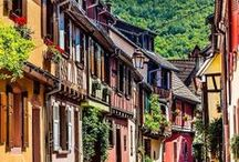 France by Train / Paris, Nice, Lyon, Rouen -- where will you take the train? This is a board for helpful tips & a healthy dose of French train travel wanderlust. Allons-y!